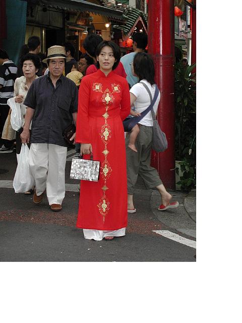 Aozai_la vjetnama nacia kostumo