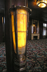 Queen Mary Ballroom Light Fixture (8191)