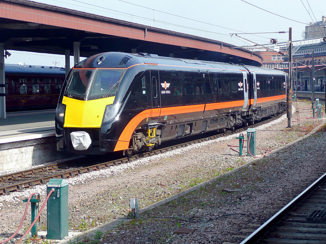 Grand Central at York
