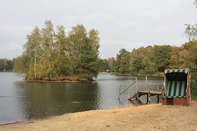 der Springhorstsee