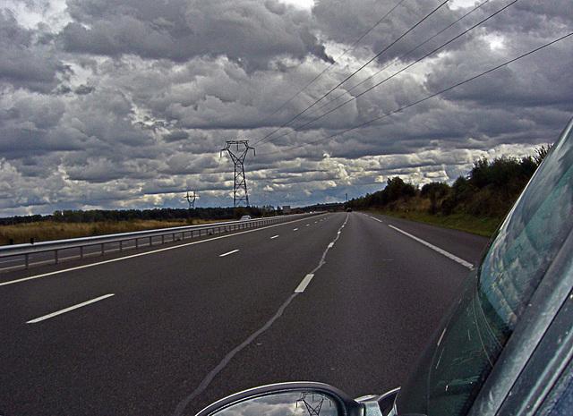 nuages electriques