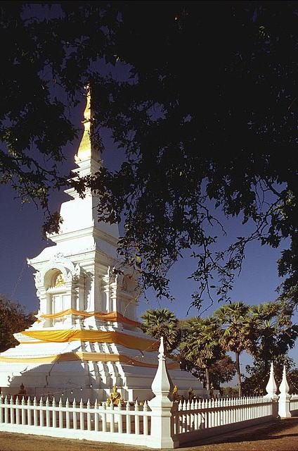 Wat Hin Mak Peng Stupa
