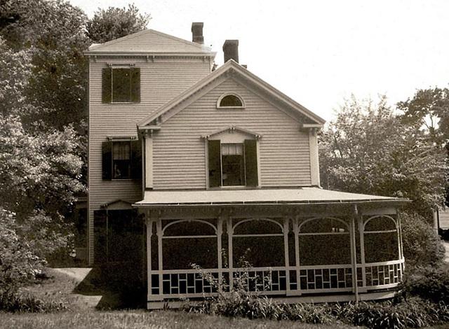 Wayside Porch