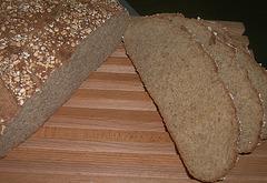 Oatmeal Spelt Bread
