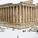 Temple de Bacchus, Liban
