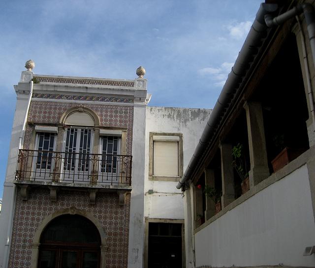Merceana, an old street corner