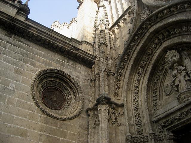 Jerez de la Frontera, Cathedral, detail  (2)