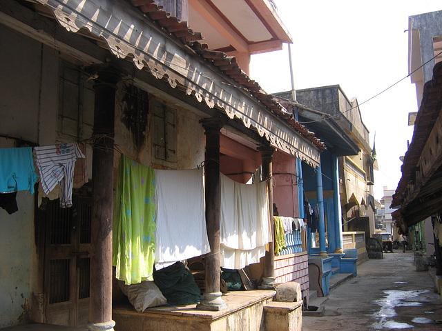 rue à Daman