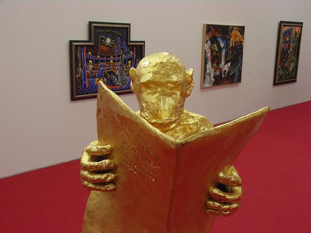 Lesen ist Gold