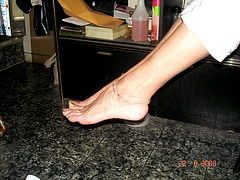 Mistress Misti's sexy Feet / Les superbes Pieds de Maîtresse Misty