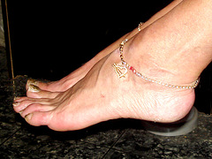 Mistress Misti's sexy Feet /Les superbes Pieds de Maîtresse Misti