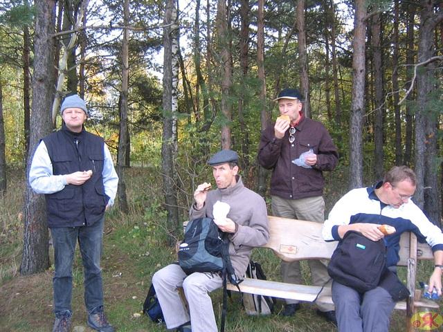 2008-10-19 22 Wandertruppe, Weissig - Heidenau