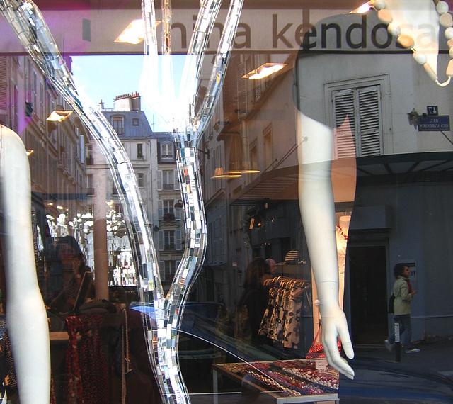 Reflets à Montmartre