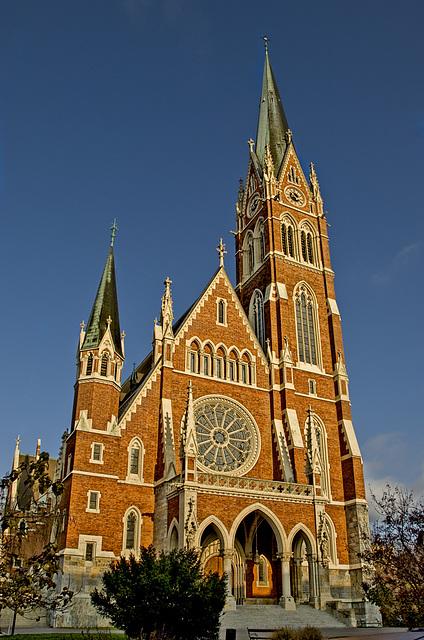 Herz Jesu Church - Graz