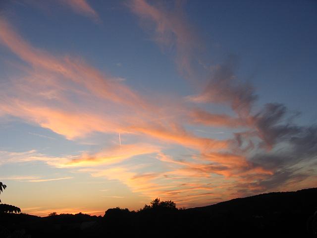 Ciel dans le Morvan