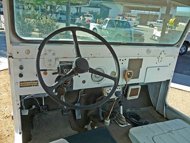 CVMVCD Jeep Interior (1926)