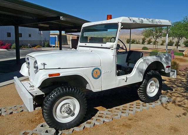 CVMVCD Retired Jeep (1925)