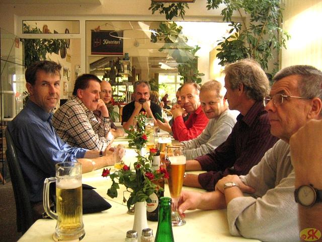 2008-10-19 47 Wandertruppe, Weissig - Heidenau