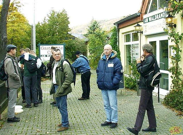 2008-10-19 48 Wandertruppe, Weissig - Heidenau