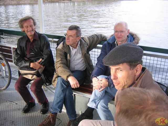 2008-10-19 51 Wandertruppe, Weissig - Heidenau