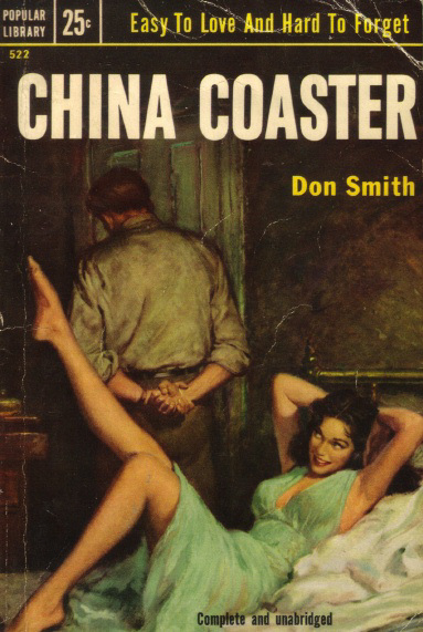 Don Smith - China Coaster (1st printing)