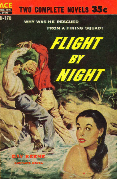 Day Keene - Flight by Night (Ace edition)
