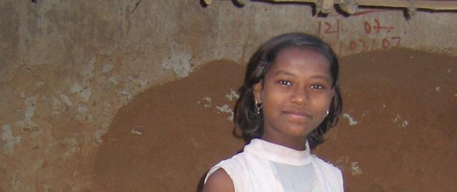 jeune villageoise