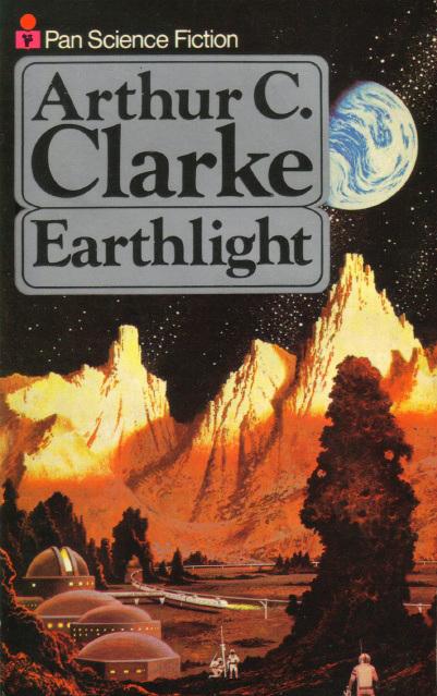 Arthur C. Clarke - Earthlight