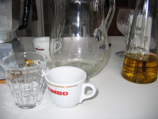 tazza olio