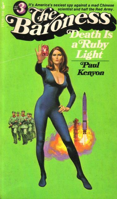 Paul Kenyon - Death Is a Ruby Light