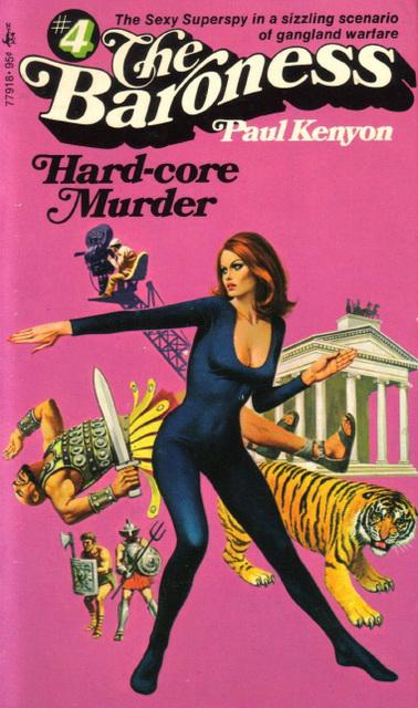 Paul Kenyon - Hard-core Murder