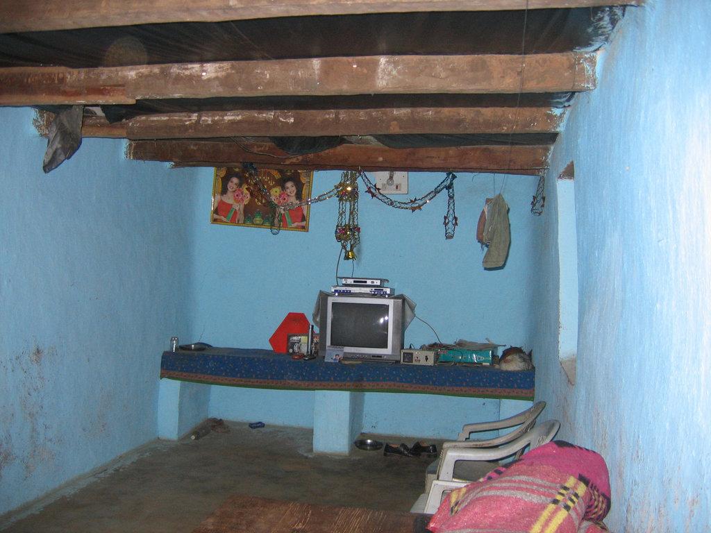 Le salon chhattisgarhois