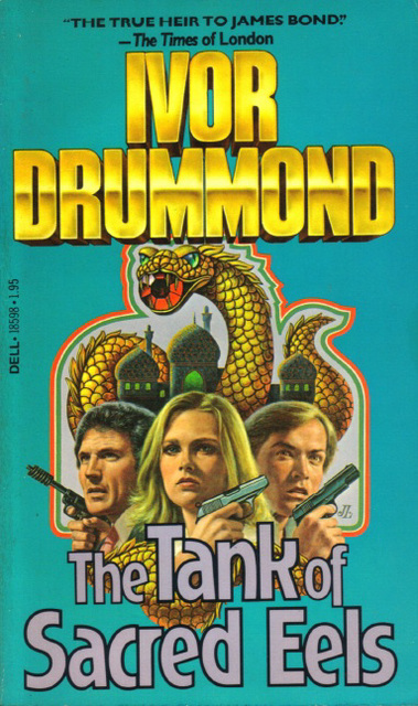 Ivor Drummond - The Tank of Sacred Eels