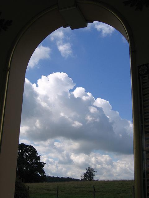 Puff in the sky