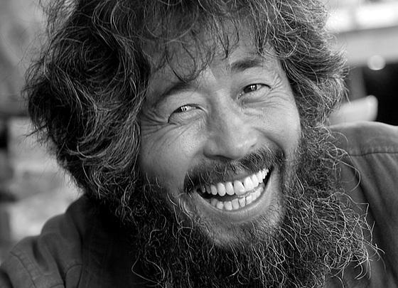 Seung Ho Yang, Korean artist and firing master