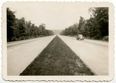 Pennsylvania Turnpike, Near Bedford, Pa.