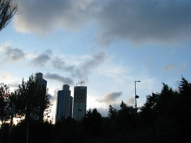 another skyscrapers