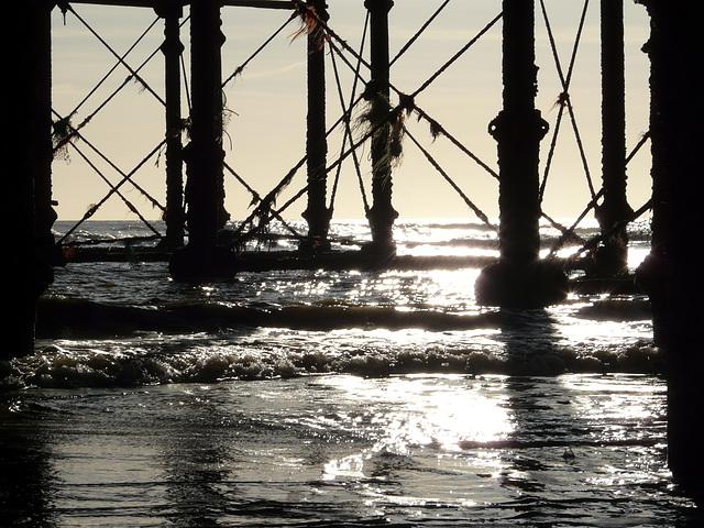 CH Photowalk 10-12-09   Under The Pier