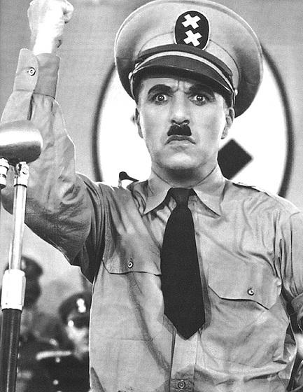 Chaplin: diktatoro