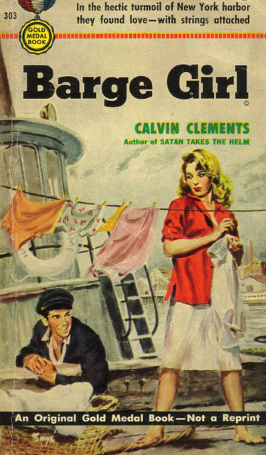Calvin Clements - Barge Girl
