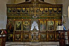 Monastery Chrysoskalitissos - Altar