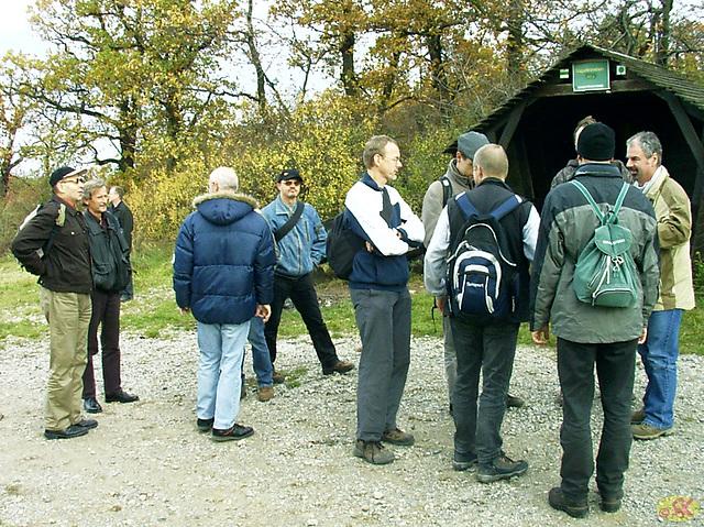 2008-10-19 06 Wandertruppe, Weissig - Heidenau