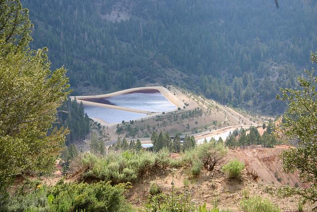 Leviathan Mine site