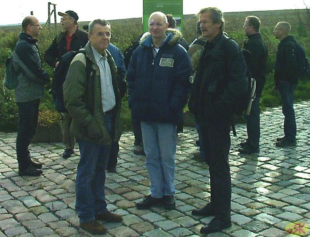 2008-10-19 15 Wandertruppe, Weissig - Heidenau