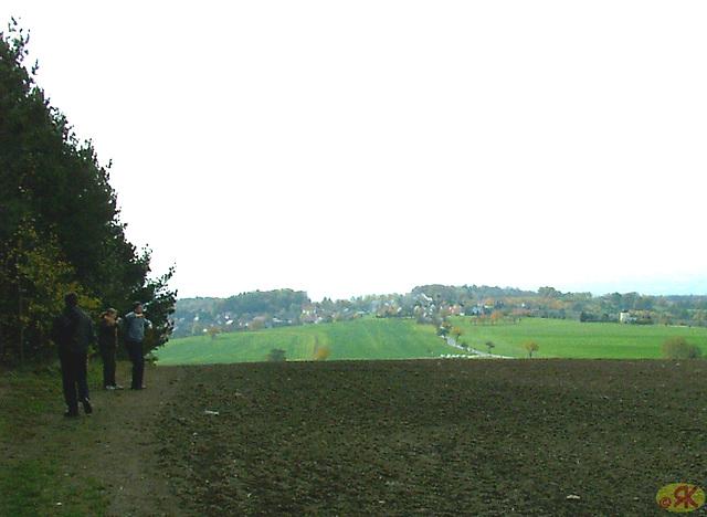 2008-10-19 17 Wandertruppe, Weissig - Heidenau