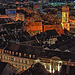 Graz by night