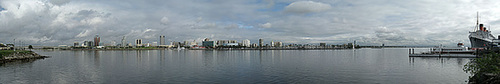 Long Beach from Queen Mary (1)