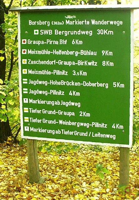 2008-10-19 25 Wandertruppe, Weissig - Heidenau