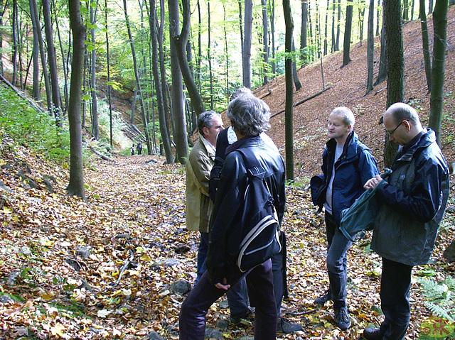 2008-10-19 32 Wandertruppe, Weissig - Heidenau