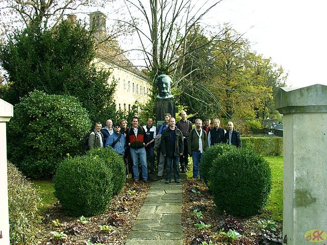 2008-10-19 38 Wandertruppe, Weissig - Heidenau
